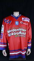 EC Peiting Eishockey Herren Trikot Torwart Hechenrieder 33 Hockey DEB Jersey XXL