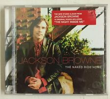 Jackson Browne The Naked Ride Home CD Europa 2002