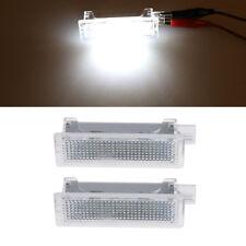 2X LED Courtesy Footwell Under Door Light Canbus For BMW E82 E90 E92 E60 E65 E87