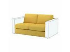 IKEA VIMLE Sofabezug Couchbezug Bezug 2er-Sitzelement ORRSTA gelb 803.510.51 NEU