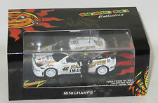Ford MINICHAMPS Diecast Rally Cars