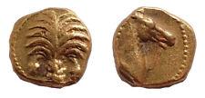 Zeugitania. Carthage 350-320 BC. 1/10 gold Stater