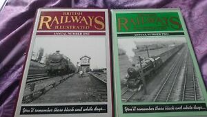 British Railways Illustrated Annual Numbers 1 and 2