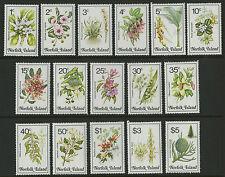 Norfolk Island   1984   Scott # 323-338    Mint Never Hinged Set