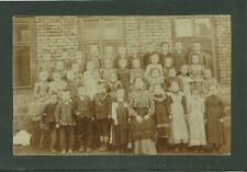 Pravcice - Kreis Kromeriz - Kindergarten,oder Schule ??? - Postovna , ca 1900
