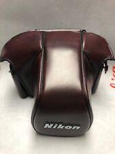 (NO RETURN) Nikon case for F3 85% condition