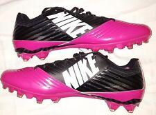 Nike Vapor Speed Low TD Football Cleats sz 16 Pink Black 695512-016
