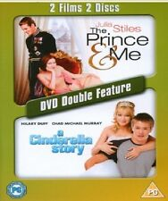 A Cinderella Story / The Prince And Me DVD Julia Stiles New Sealed UK Release
