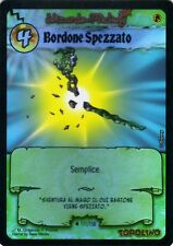 WIZARDS OF MICKEY Bordone Spezzato 111/150 FOIL LE ORIGINI ITA NEAR MINT