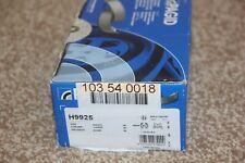 PAGID H9925 REAR PARKING BRAKE SHOES CITROEN JUMPER PEUGEOT BOXER FIAT DUCATO 06
