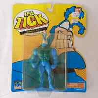 The Tick Bounding Tick Action Figure 1994 Vintage Toy Bandai