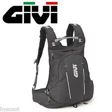 Sac à dos GIVI EA104B Easy extensible casque ordinateur housse pluie poches NEUF