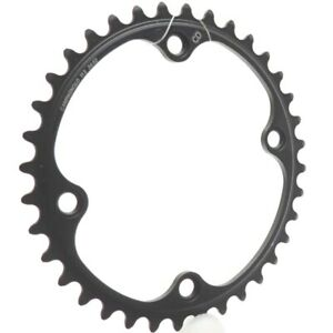 Campagnolo PO 11Sp. 112mm BCD Road Bike Chainring, 36T
