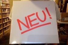 Neu! s/t LP sealed vinyl self-titled RE reissue
