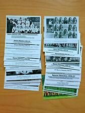 FC Bayern München Autogrammkarten Mannschaftskarten 1900-1965 1 AK aussuchen