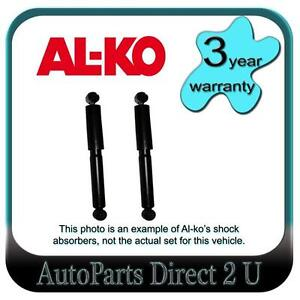 Rear pair Mercedes Benz CL203 W203 C180/200/220/230/240/320/350 Shock Absorbers