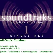 New ListingAll God's Children - Bill & Gloria Gaither - Accompaniment Track