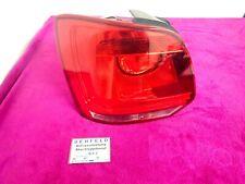 homol rv46els VW Polo 6r LED FAROS TRASEROS NEGROS-Smoke vidrio año 2009-14//Europ
