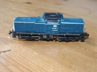 Lima N-Gauge Locomotive diesel shunter?  blue