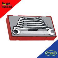 TT6508RS - Teng Tools - 8 Piece Ratchet Spanner Set