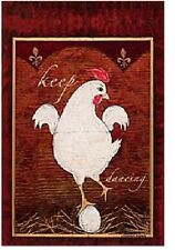 Lang Co. - Keep Dancing mini garden flag - #087