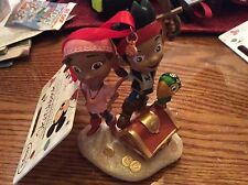 Disney Sketchbook Christmas Ornament Jake And The Never Land Pirates