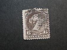 CANADA  SCOTT # 27  USED  AVG  40946-7