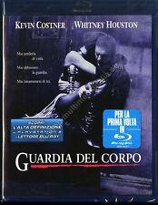 GUARDIA DEL CORPO (1992) Kevin Costner Whitney Houston BLU RAY DISC NUOVO