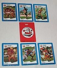 1989 STIMOROL RUGBY LEAGUE CARDS - ILLAWARRA STEELERS