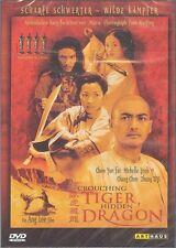 DVD TIGER & DRAGON # v. Ang Lee, Chow Yun-Fat, Michelle Yeoh ++NEU