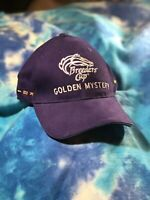2011 Breeders Cup Churchill Downs GOLDEN MYSTERY Official Hat Strap Adjustable