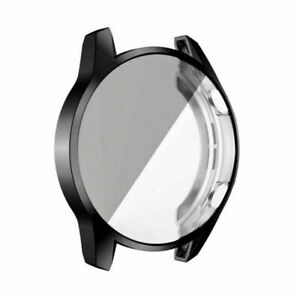 Scratch-resistant Watch Screen Full Coverage TPU Case For Huawei Watch GT 2 46mm
