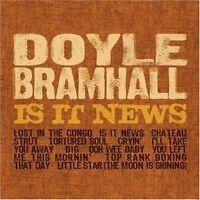 Doyle Bramhall - Is It News [New CD] Digipack Packaging