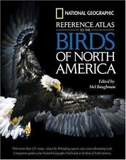 National Geographic Reference Atlas to the Birds of North America-ExLibrary