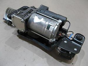 BMW E70 71 72 Luftversorgungsanlag Kompressor Hinterachse Pump Air Supply Device