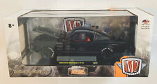 M2 Machines Auto Mods 1:24 Black 1966 Ford Mustang 2+2 GT CHASE  R64 1 Of 500