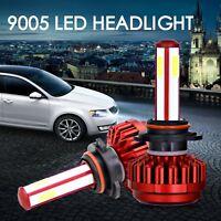 9005 HB3 80W 16000Lm LED Car Headlight Conversion Globes Bulbs Beam 6000K Kit