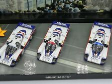 Minichamps 1:43 Porsche 956L 3 car set 1-2-3 24H Le Mans 1982 402826503