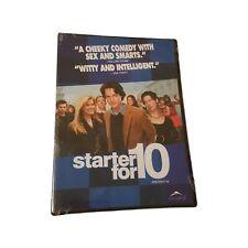 Starter For Ten - Dvd - James McAvoy - Alice Eve - Rebecca Hall - Charles Dance