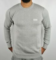 NWT Men's HUGO BOSS Crew Neck Jumper Sweater Sweatshirt