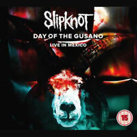 Day Of The Gusano - Live In Mexico - Slipknot CD & DVD Set Sealed ! New !
