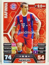 Match Attax 14/15 2014/2015 - FC Bayern München - Karte aussuchen