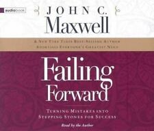 Failing Forward : Turning Mistakes into Stepping Stones for Success - Maxwell CD
