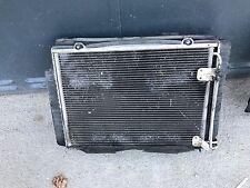 Original Mercedes Benz CLK w208 320 agua radiador radiador clima radiador radiador paquete