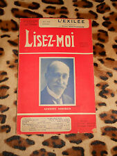 LISEZ-MOI, magazine littéraire bi-mensuel - n° 191, 1930