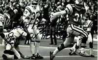 Wilbert Montgomery autographed signed NFL Philadelphia Eagles 8x10 inscribed