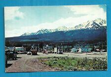 Haines Junction Yukon Canada, Mile 1016 Alaska Hwy, St Elias Mountains, J H Bell