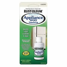 Rust-Oleum APPLIANCE TOUCH-UP PAINT ALMOND • QUICKLY REPAIR SCRATCHES & CHIPS HD