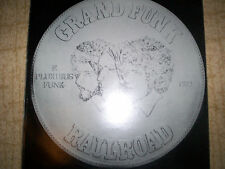 GRAND FUNK-E PLURIBUS FUNK{TEST PRESS PROMO-WHITE LABEL} GREEk LP
