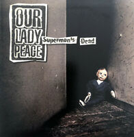 Our Lady Peace ‎CD Single Superman's Dead - Europe (VG+/EX)